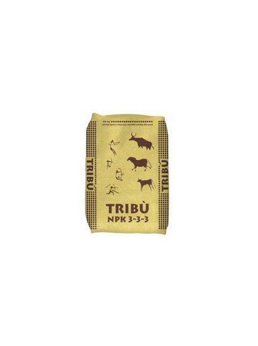 Tribu pelletált marha szervestrágya (25 kg)