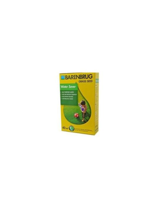 BARENBRUG WATER SAWER -szárazságtűrő fűmagkeverék 15 kg