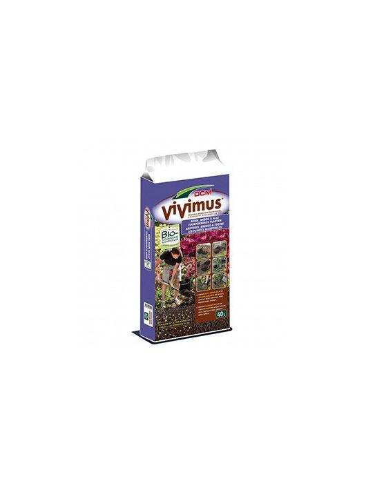DCM VIVIMUS talajjavító savanyú talajt kedvelő növények(40 l)