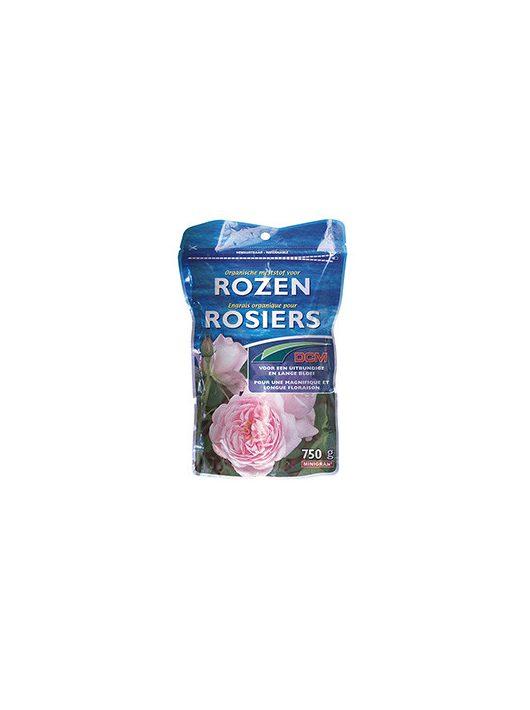 DCM Rózsa és Virágzó növénytáp 750 g