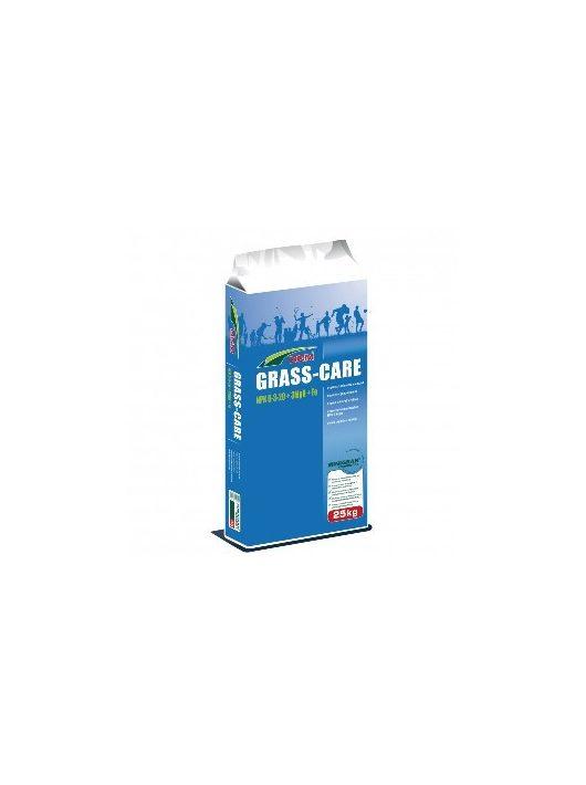 DCM GRASS-CARE őszi felkészítő gyeptrágya(25kg)