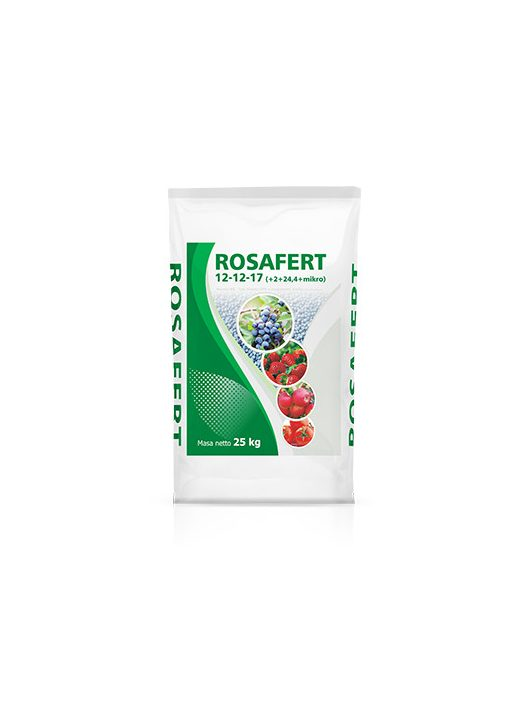 Füvesítés, ültetés alaptrágyája a Rosafert (25kg)