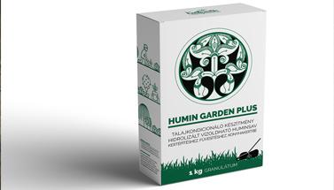 Humin Garden Plus a kiskertekben és a nagyokban is egyaránt